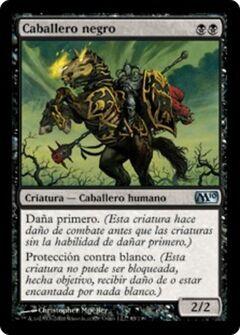 Caballero Negro (Black Knight)