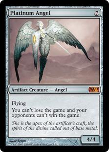 Platinum Angel M11