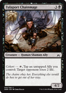 Zulaport Chainmage OGW