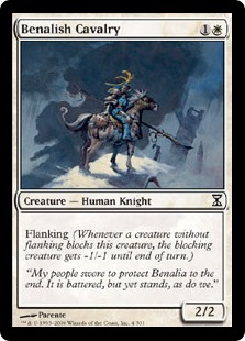 Benalish Cavalry TSP