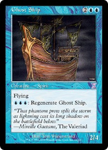 Ghost Ship Time