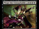 Phage the Untouchable