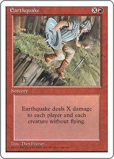 Earthquake 4E