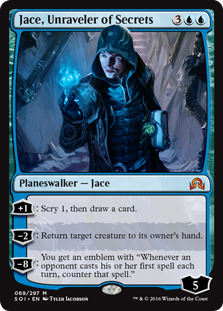 Jace, Unraveler of Secrets SOI