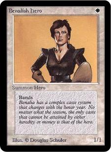 Benalish Hero 1E