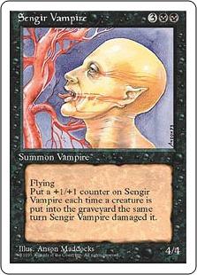 Sengir Vampire 4E