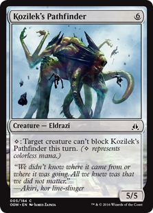 Kozilek's Pathfinder OGW