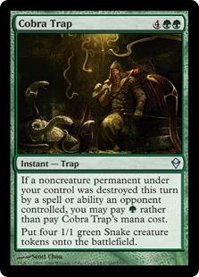 Cobra Trap ZEN