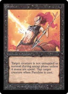 Paralyze 2E