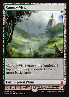 Canopy Vista EXP