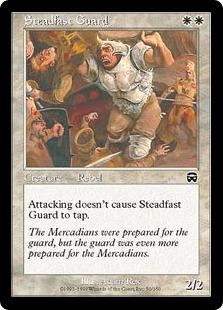 Steadfast Guard MM
