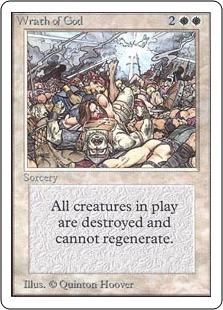 Wrath of God 2U