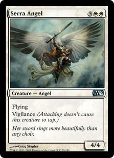 Serra Angel M10