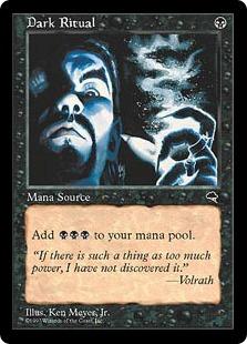 Dark Ritual TE