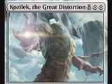 Kozilek, the Great Distortion