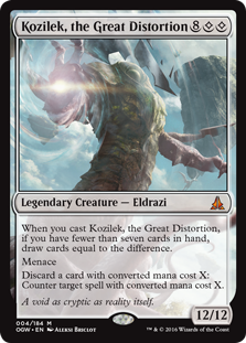 Kozilek, the Great Distortion OGW