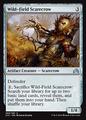Wild-Field Scarecrow SOI