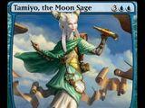 Tamiyo, the Moon Sage