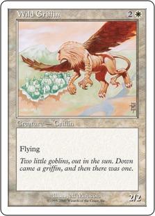 Wild Griffin P4