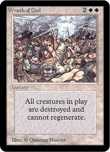 Wrath of God 1E