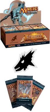 Magic expansion scourge productShot en