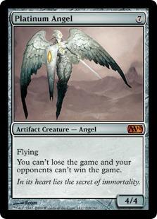 Platinum Angel M10