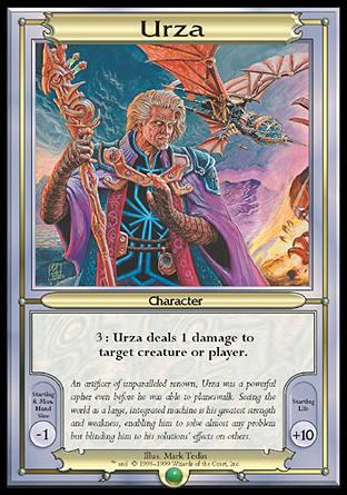 Urza | Magic: The Gathering Wiki | FANDOM powered by Wikia Planeswalker Arcane Wizardry