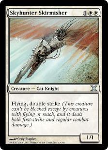 Skyhunter Skirmisher 10E