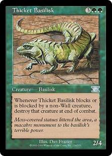 Thicket Basilisk MED