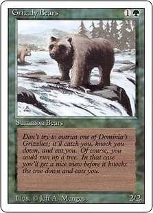 Grizzly Bears 3ED