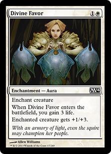 Divine Favor M14
