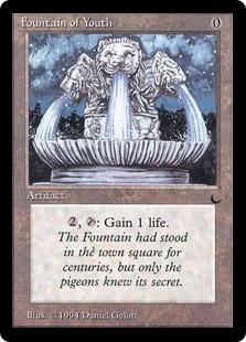Fountain of Youth DK