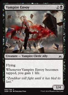 Vampire Envoy OGW