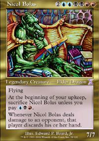 Nicol Bolas Time Spiral