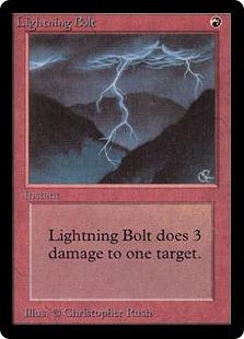 Lightning Bolt 2E