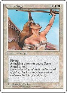 Serra Angel 4E