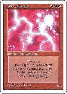 Ball Lightning 4E