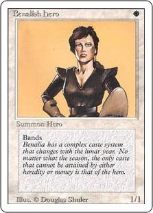 Benalish Hero 3E