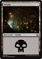 Swamp KLD 256