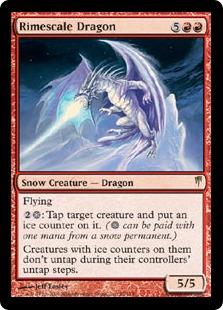 Rimescale Dragon CSP