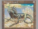Scissors Lizard