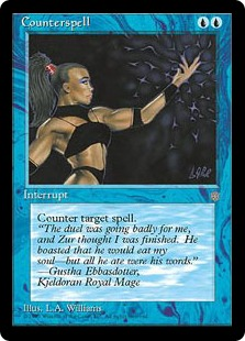 Counterspell IA