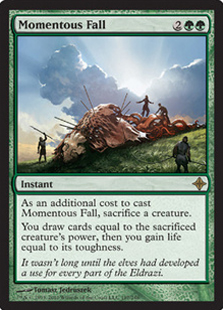 Momentous Fall Magic The Gathering Wiki Fandom Powered By Wikia