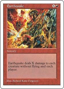 Earthquake 5E
