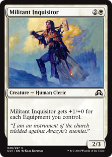 Militant Inquisitor SOI