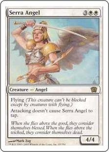 Serra Angel 8ED