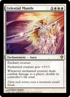 Celestial Mantle ZEN