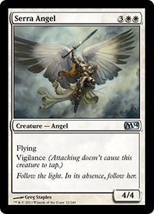 Serra Angel M14