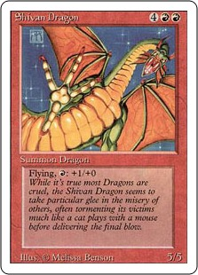 Shivan Dragon 3E