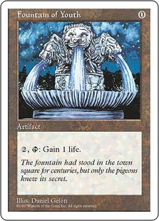 Fountain of Youth 5E